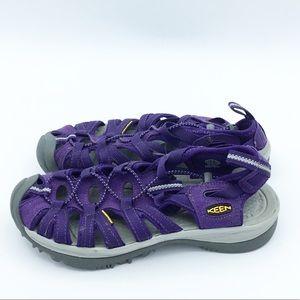 Keen Magenta Waterproof Whisper Purple Sandals SZ7